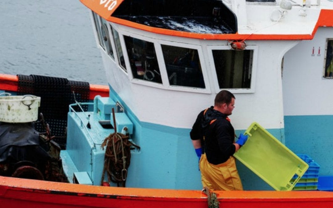A sustainable Common Fisheries Policy (CFP) underpins fair treatment of workers in the fish supply chain