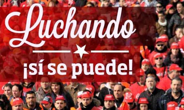 Fuenlabrada workers win their fight!