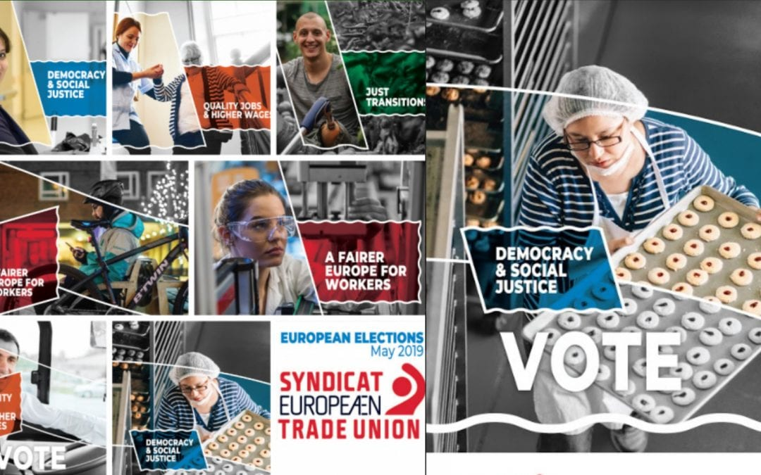 A fairer Europe for Workers is one vote away