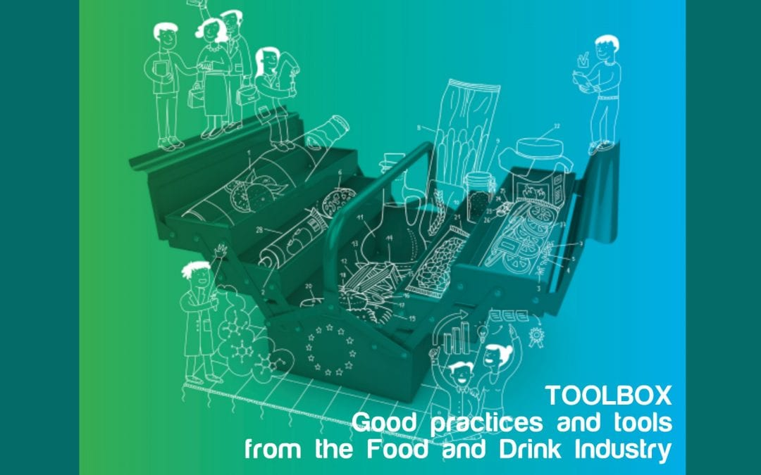 Toolbox: Good practices and tools from the food and drink industry in Europe